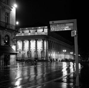 Argentique - Autocord - Moyen format - noir et blanc - Photographe professionnel - Minolta