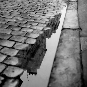 Noir et blanc - Film - Argentique - Ilford - Kodak - centre de Bordeaux - Thierry Pousset - Photographe professionnel