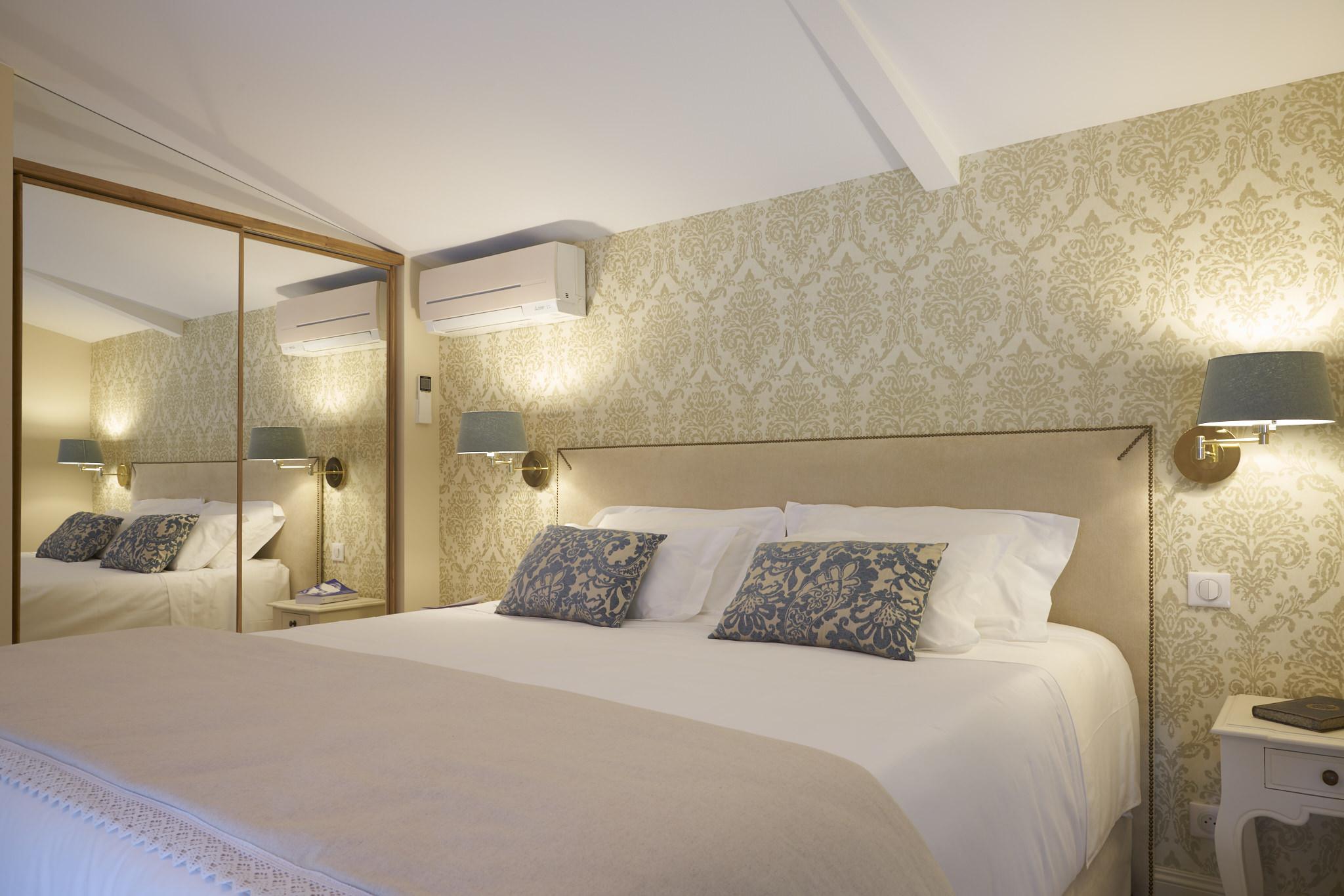 Chambre - Gîte - Bordeaux - photo immobilière - Airbnb - Photo architecture - Architecte d'intérieur
