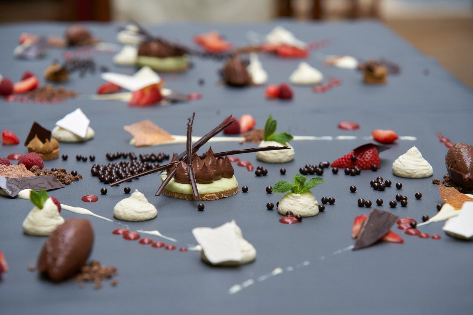 Dessert - Patisserie - Photo culinaire - Photographe culinaire - Bordeaux - Artisan - métier de bouche