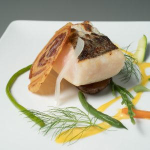 Menu_restaurant_poisson_Thierry Pousset_photo culinaire_photographe professionnel Bordeaux 4