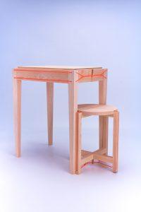 Shooting photo - Photo Studio - Table - chaise - Design - Designer - Thierry Pousset - photographe professionnel - Bordeaux - Gironde - Artisan - Photographe commercial