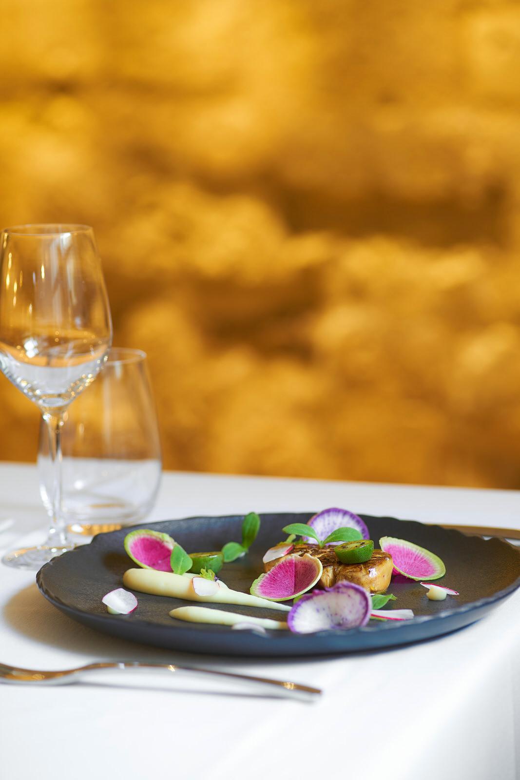 Photographe culinaire - Bordeaux - Entrée - Menu - Thierry Pousset - Bordeaux