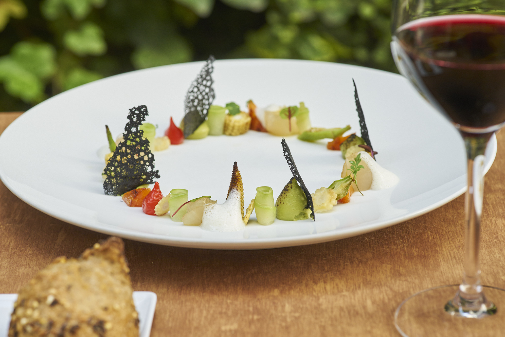 Hôtel - Plat - Photo culinaire - Photographe culinaire - Bordeaux - Artisan - métier de bouche