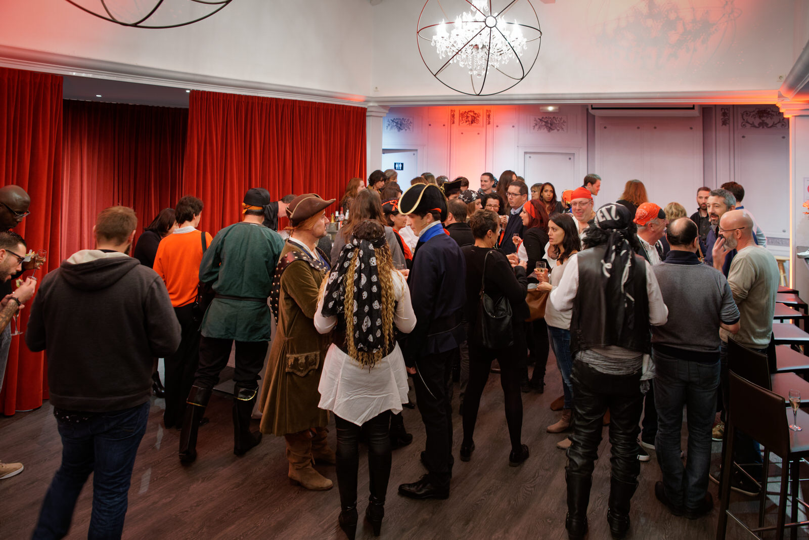 Salle de réception - Reportage photo - événementiel - événement - soirée d'entreprise - photographe professionnel - Thierry Pousset - Bordeaux - coco marble