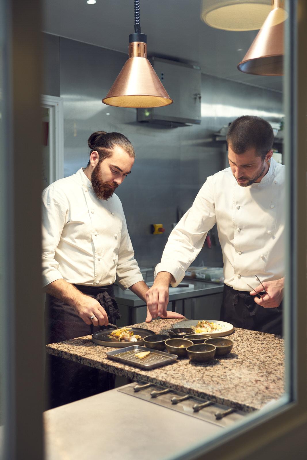 Portrait - Artisan - Photographe professionnel - Chef - Portrait chef cuisinier - Portrait d'entreprise - Bordeaux - Thierry Pousset