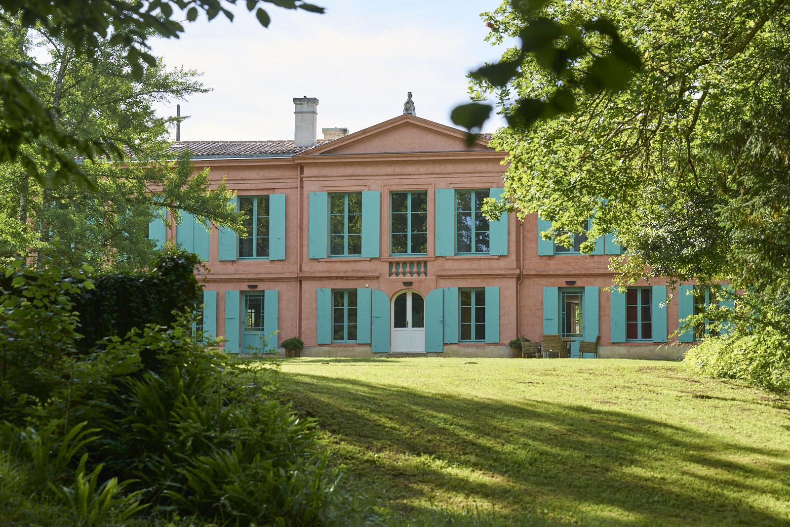 Château Pont Saint Martin - Reportage photo 12