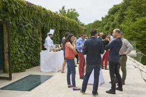 Reportage photo - Reception - événement - Thierry Pousset - Inauguration - Bordeaux - Gironde