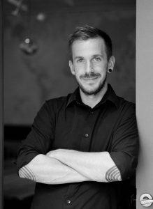 Portrait d'entreprise - Portrait professionnel - portrait corporate - Thierry Pousset - Gironde - Bordeaux - Portrait d'artisan - Portrait chef cuisinier