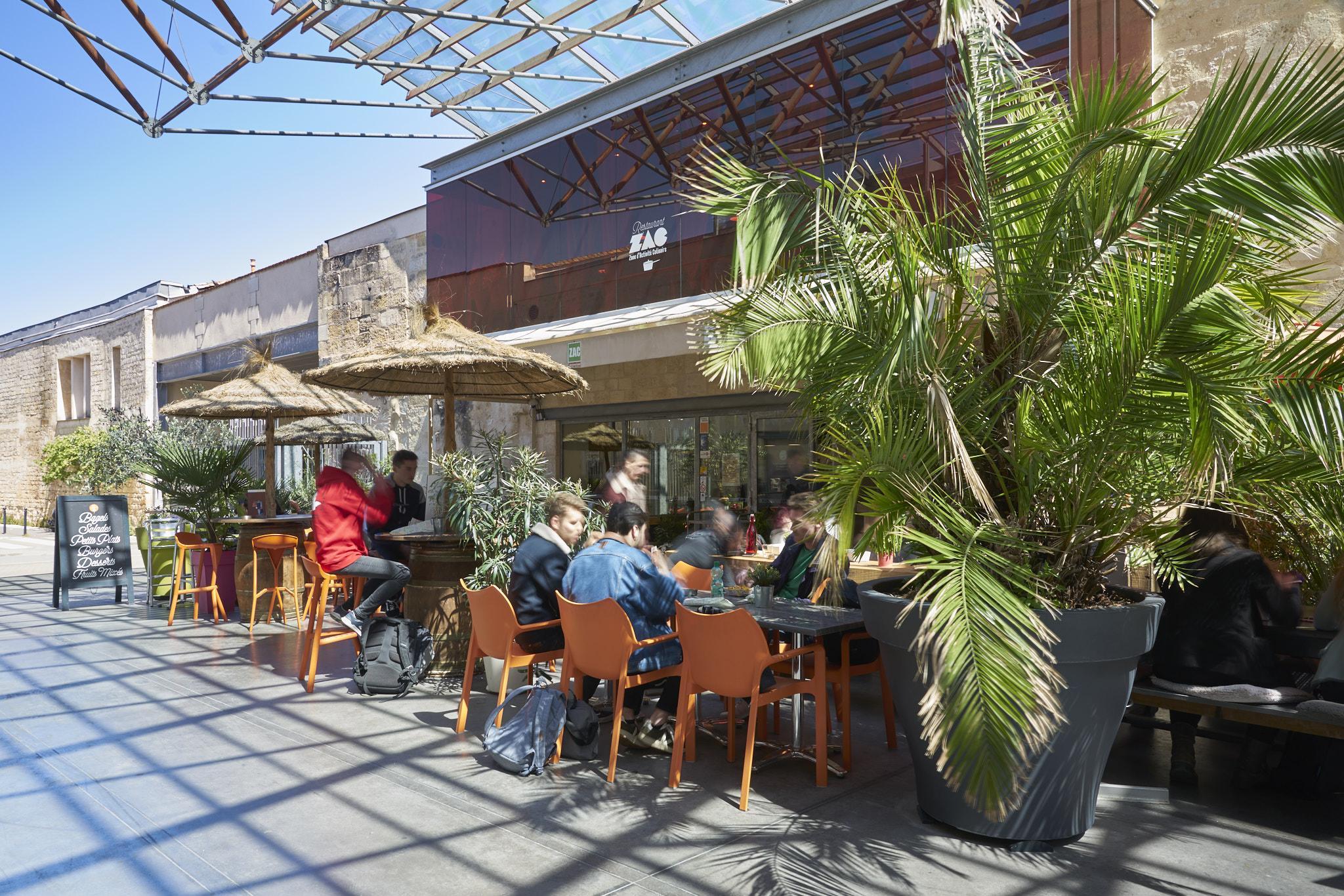 Restaurant ZAC - Reportage 1
