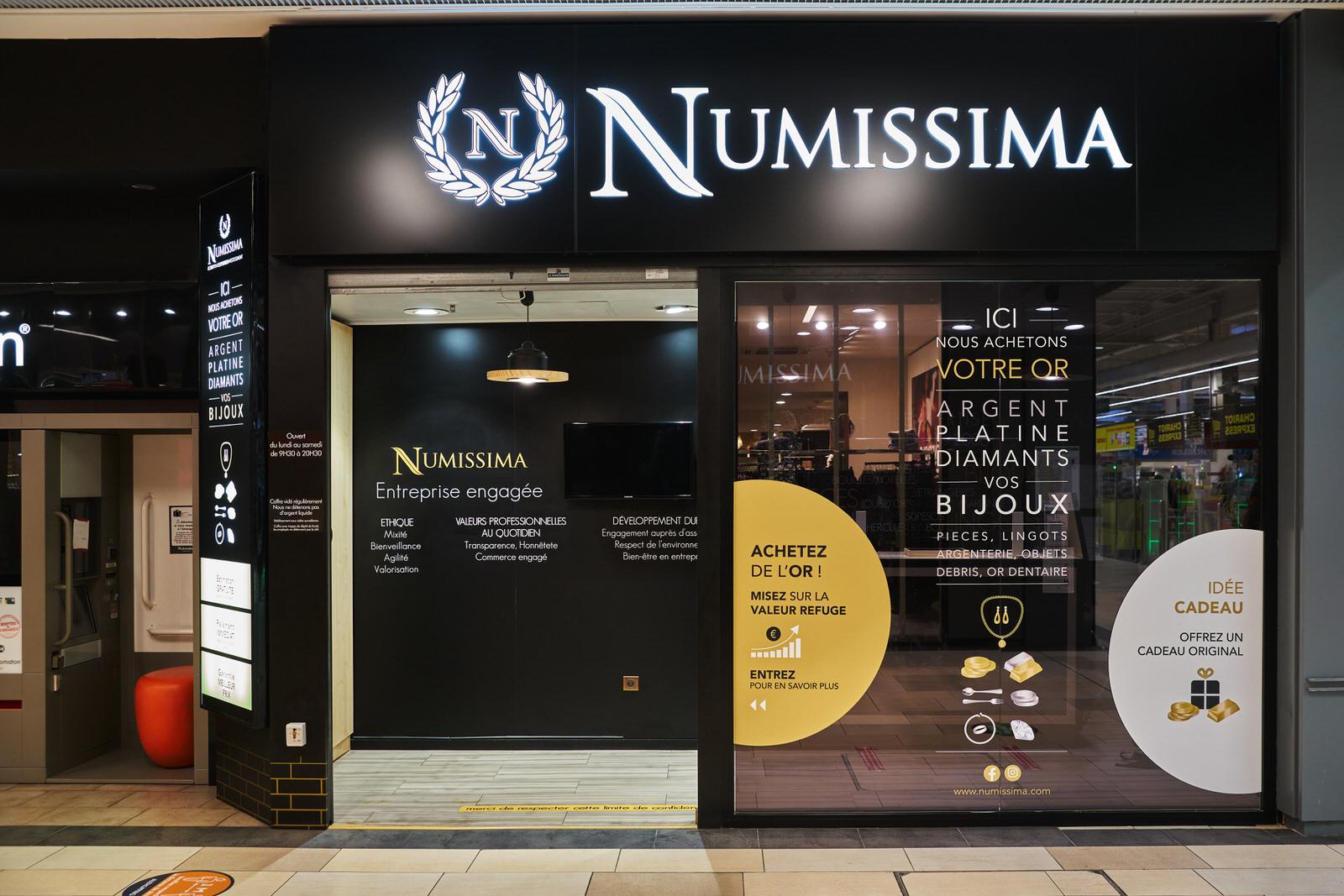 Numissima - Reportage 1